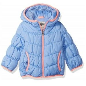 OshKosh B'gosh Jackets & Coats - OshKosh Toddler Girl Puffer Coat 3T